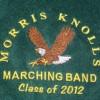 MKMB fleece blanket for 2012 Seniors